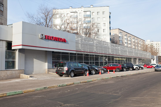 Автосалон хонда аояма моторс в москве калининград деньги под залог авто
