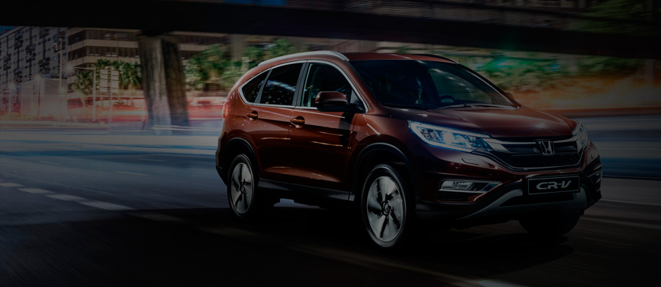 4 slide Honda CR-V IV 2018