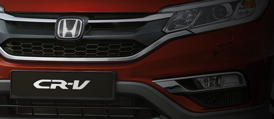 5 slide Honda CR-V IV 2018