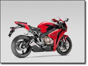 Мотоцикл Honda CBR 1000