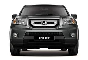 Новый Honda Pilot 2008